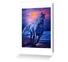 """sojie 14 wip # 3 """"Spirit of Freedom"""" Greeting Card"""