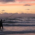 Fishing by Samantha Higgs