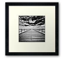 Saltburn by the Sea Framed Print