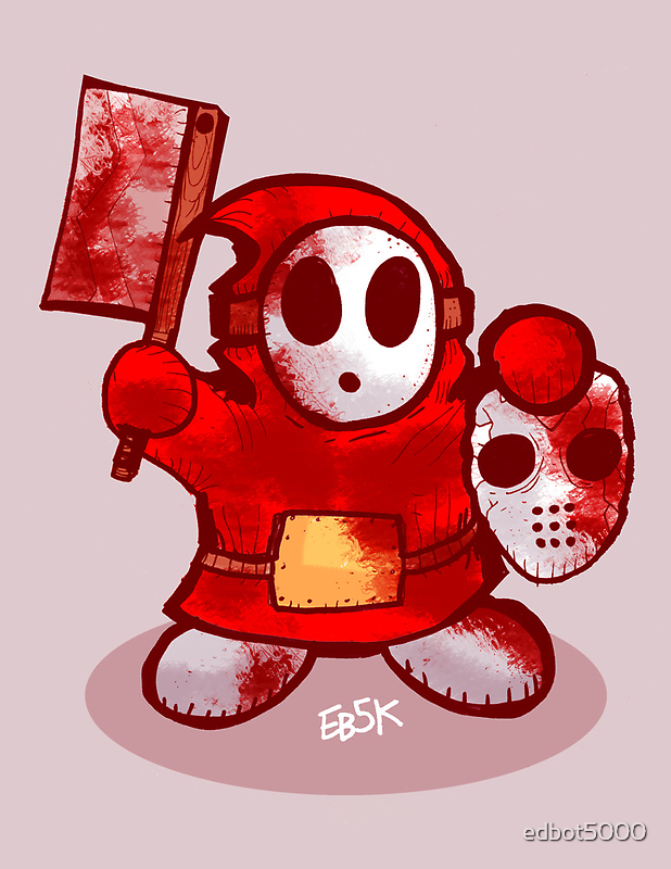 Shyguy the 13th by edbot5000