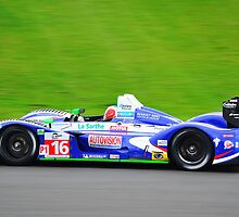 No 16 Pescarolo Judd by Willie Jackson
