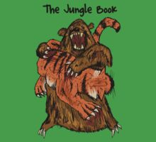 The slightly more realistic jungle book by PieterDC