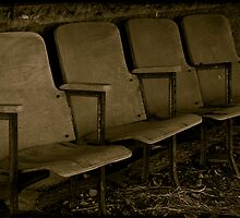 Empty Seats by Dawn Crouse