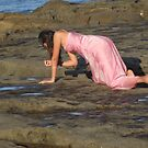 Shells Collector in Pink by cishvilli