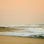 Nantucket Beach by Sabine Jacobs
