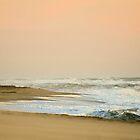 Nantucket Beach by Sabine Jacobs