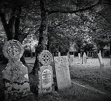 Graveyard R.I.P by paradox0076