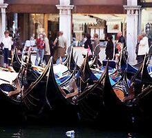 Gondola Bow, WOWs! by phil decocco