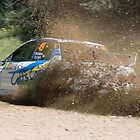I'm Outta Here! WRC Rally Australia, 2011 by Adrian Paul
