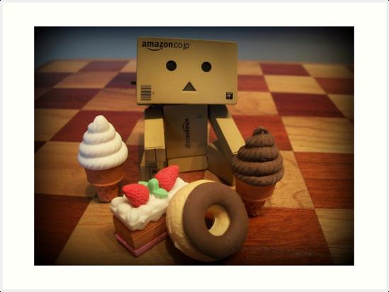 Fancy a dessert? by Laura-Lise Wong