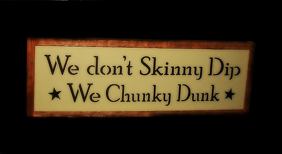 We Don't Skinny Dip by Laura-Lise Wong