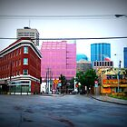 Gibson Block, Edmonton Alberta Canada by Laura-Lise Wong