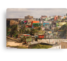 The City Of Old San Juan Metal Print