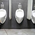Toilets Monuments by barlevitay