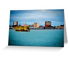 20101211 - Ferry Greeting Card
