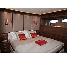 Princess 98 motor yacht suite Photographic Print