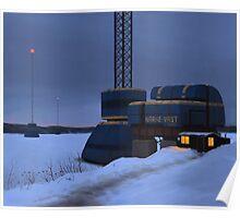 Omväxlare och Nodmaster, Närke Väst Energi Poster