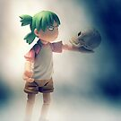 Yotsuba &amp; Hamlet by Liam Liberty