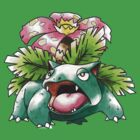 Venusaur! by SexyThwomp