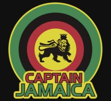 Captain Jamaica by DetourShirts
