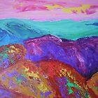 Landscape-Scotland mountains by lamlam