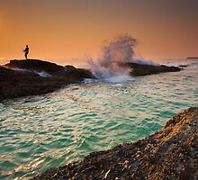 Catching Waves by Ryan O'Donoghue