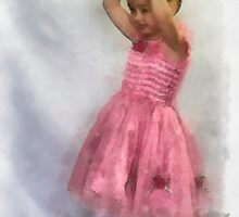 Ballet Girl by SharonD