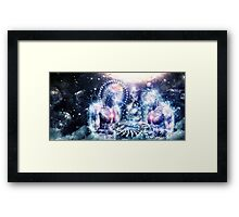 The Knowledge of The Planets Framed Print