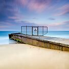 Collaroy Beach by Melissa Fiene