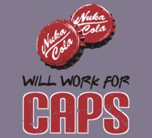 Will Work For Caps by Adho1982