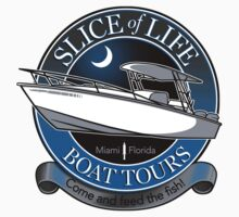 Slice Of Life Tours - Sticker by rubyred