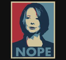 Julia Gillard - Nope by DocMiguel