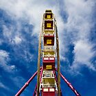 Ferris Wheel, Yarra by morealtitude