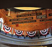 Quincy Market  by John  Kapusta