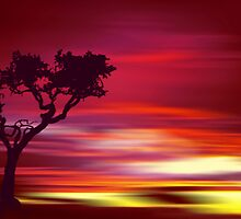 Tree of Life by David Alexander Elder