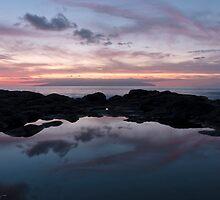 Twilight Seascape by Phil  Crean