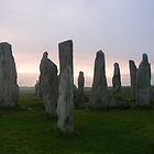 Evening at Callanish by lezvee