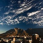 Downtown Capetown by morealtitude