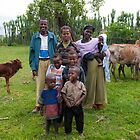 Ethiopian Family by morealtitude