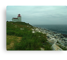 Port Bickerton Lighthouse Canvas Print