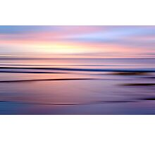 Etty Bay sunrise Photographic Print