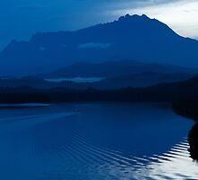 Blue Dawn  by Gary  Bridger