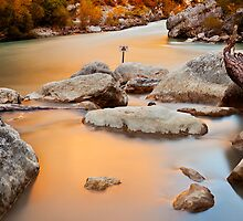 Autumn Reflections by Doug Dawson