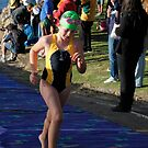 Kingscliff Triathlon 2011 Swim leg C244 by Gavin Lardner