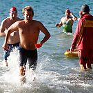 Kingscliff Triathlon 2011 Swim leg C286 by Gavin Lardner