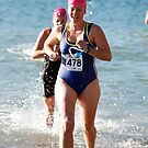 Kingscliff Triathlon 2011 Swim leg C294 by Gavin Lardner