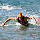 Kingscliff Triathlon 2011 Swim leg C331 by Gavin Lardner