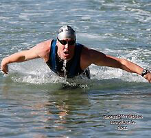 Kingscliff Triathlon 2011 Swim leg C359 by Gavin Lardner