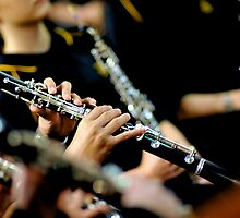 Clarinets by Renee Hubbard Fine Art Photography
