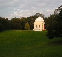 Fuertes Observatory, Cornell University by Mark  Reep